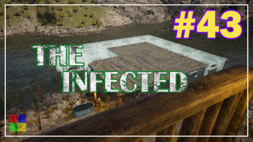 The-Infected-прохождение-43-Беседка