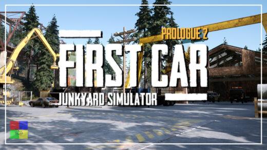 Junkyard-Simulator-First-Car-Prologue-2-первый-взгляд-обзор