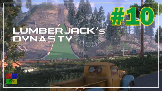 Lumberjacks-Dynasty-прохождение-10-Магазин-машин