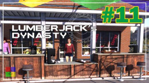 Lumberjacks-Dynasty-прохождение-11-Бизнес-партнеры