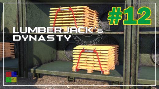 Lumberjacks-Dynasty-прохождение-12-Сушим-доски