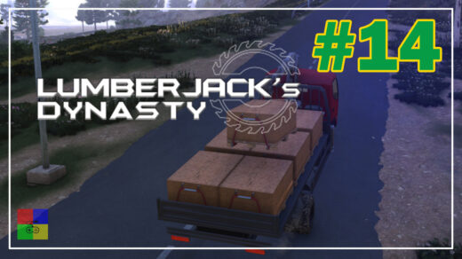 Lumberjacks-Dynasty-прохождение-14-Продажа-ДСП