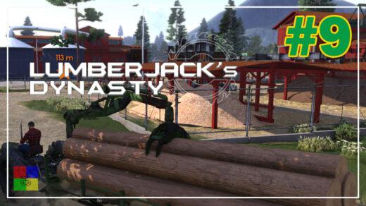 Lumberjacks-Dynasty-прохождение-9-Бревна-на-продажу