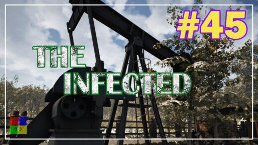 The-Infected-прохождение-45-Масляный-насос