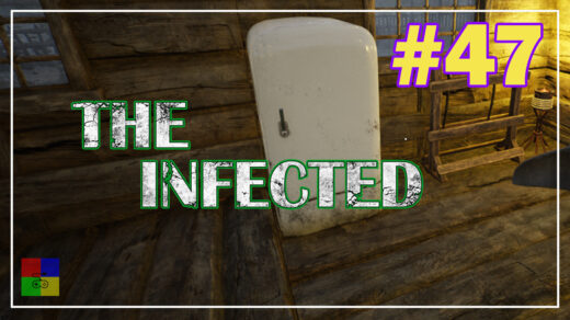 The-Infected-прохождение-47-Холодильник