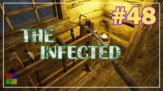 The-Infected-прохождение-48-Арбалет