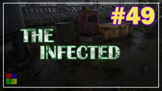 The-Infected-прохождение-49-Бензин