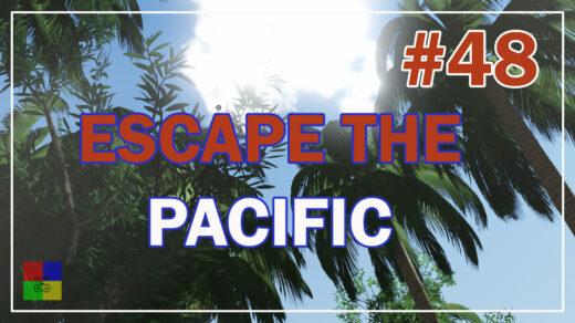 Escape-The-Pacific-прохождение-48-Обновление-Альфа-57
