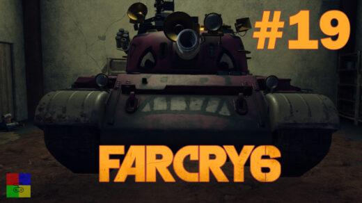 Far-Cry-6-прохождение-19-Танковая-дивизия