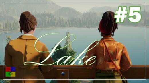 Lake-прохождение-5-Встреча