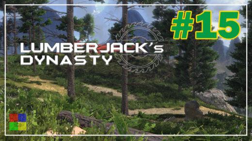 Lumberjacks-Dynasty-прохождение-15-Купили-землю