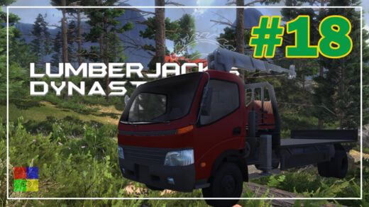 Lumberjacks-Dynasty-прохождение-18-Купили-грузовик