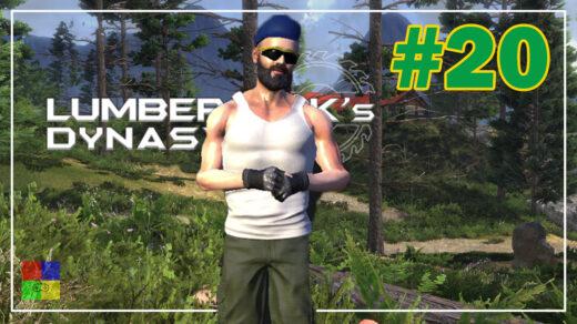 Lumberjacks-Dynasty-прохождение-20-Новый-прикид
