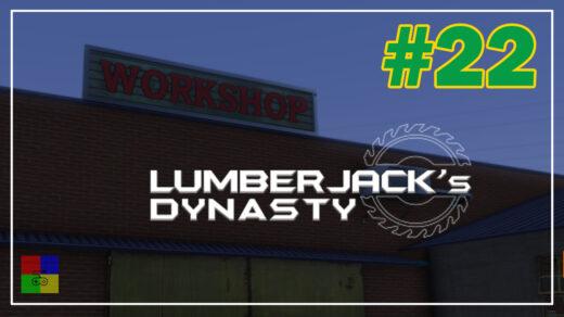 Lumberjacks-Dynasty-прохождение-22-Фабрика-мебели