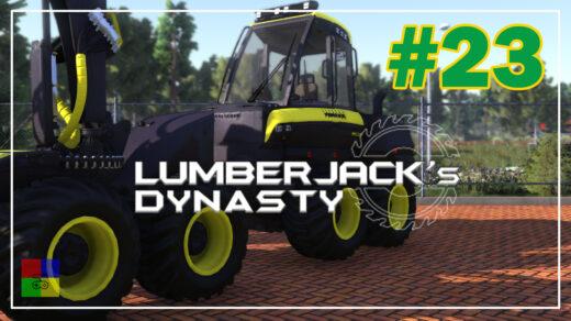 Lumberjack's Dynasty прохождение 23 Супер техника