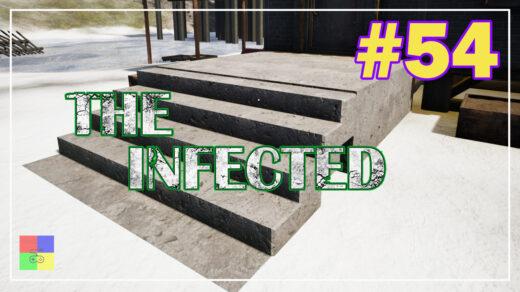 The-Infected-прохождение-54-Бетон