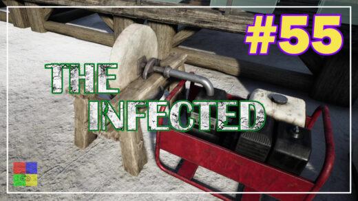 The-Infected-прохождение-55-Точильщик