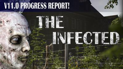 The Infected обновление V11